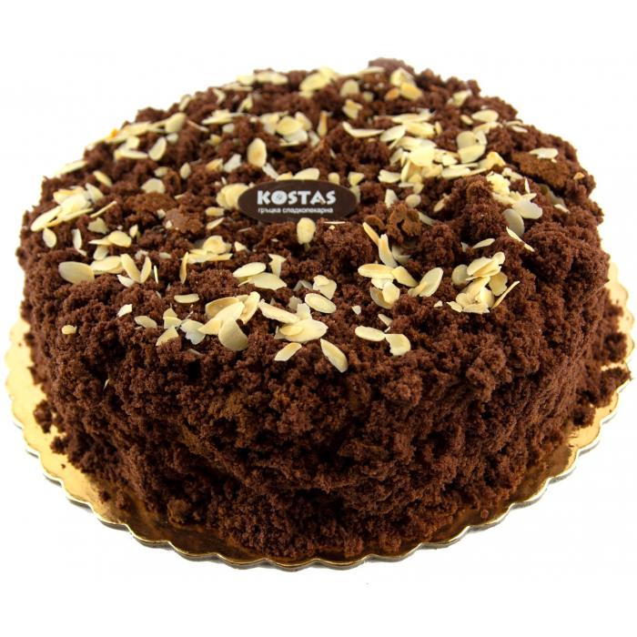 Бабина гръцка торта