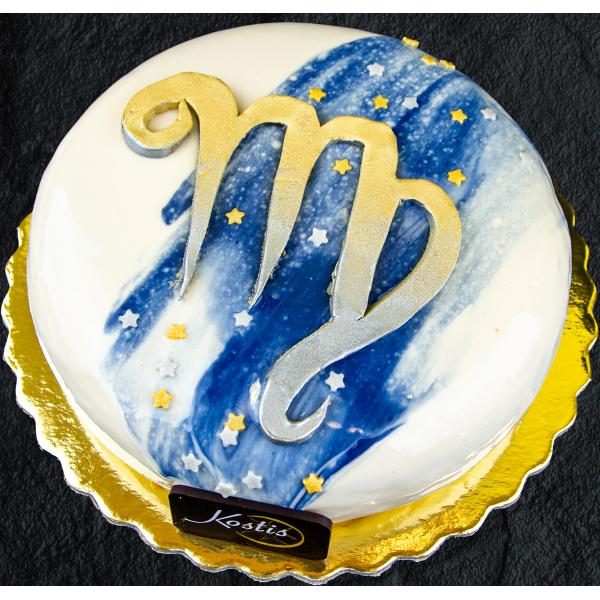 Торта знак Дева