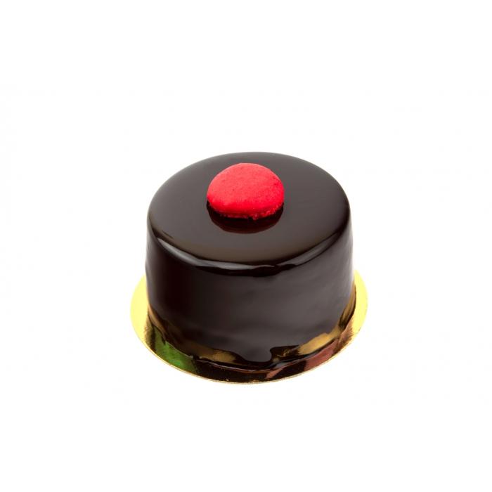 Шоколадова с черна череша