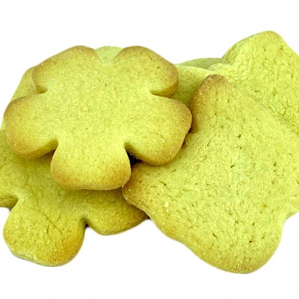 Ароматни бисквити с масло