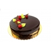 Шоколадова торта с черна череша
