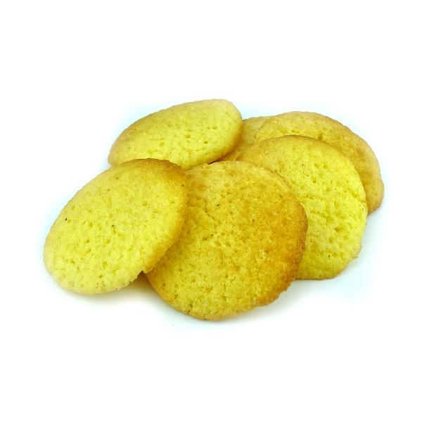 Бисквити с безглутеново брашно